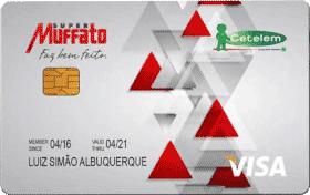 solicitar cartão de crédito super muffato