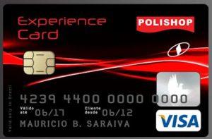 Cartão de Credito Polishop VISA