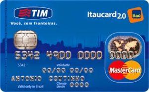 solicitar cartão de credito TIM