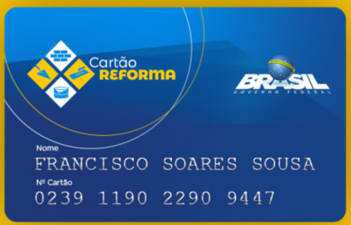 Fazer Cartão Reforma Caixa