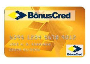 Solicitar Cartão BônusCred