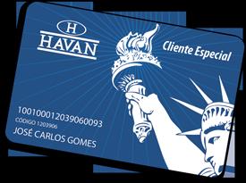Solicitar Cartão de crédito Havan