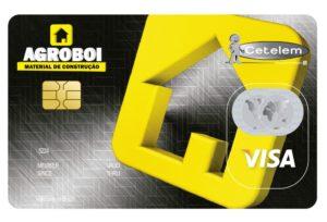 solicitar cartão de crédito agroboi visa
