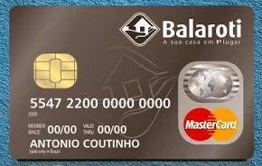 Solicitar Cartão de Crédito Balaroti