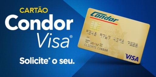 solicitar cartão de crédito condor