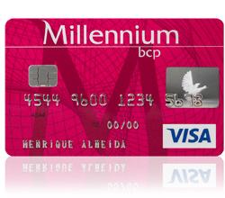 solicitar cartão millenium bcp classic