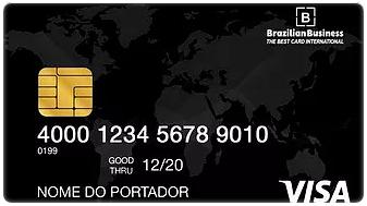 Solicitar Cartão de Crédito Brazilian Business