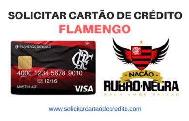 SOLICITAR CARTÃO DE CRÉDITO FLAMENGO