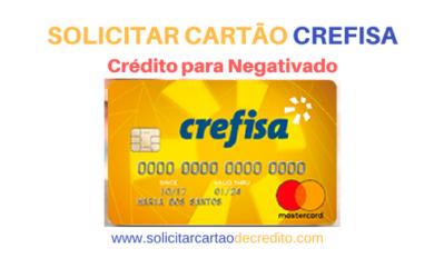 solicitar cartão de crédito crefisa - negativado (1)