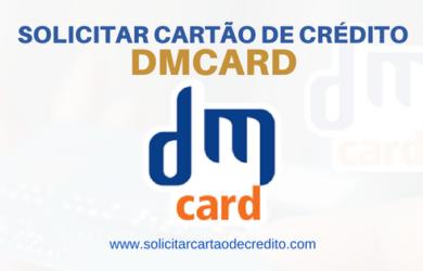 SOLICITAR CARTÃO DE CRÉDITO DMCARD