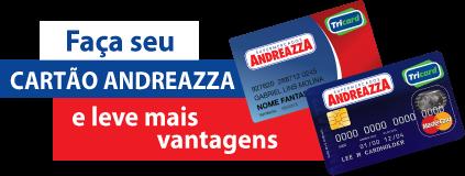 Cartão de Crédito Andreazza