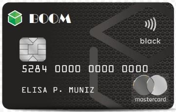 solicitar cartão de crédito boom SEM CONSULTA MASTERCARD