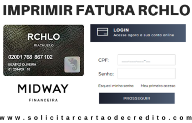 IMPRIMIR FATURA RIACHUELO