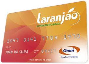 cartão laranbjão supermercados, descontos com cartão laranjão, pedir cartão laranjão