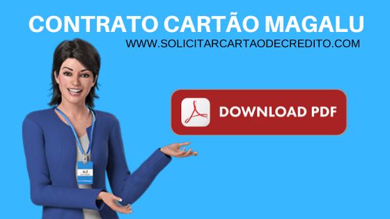 CONTRATO CARTAO MAGAZINE LUIZA PDF