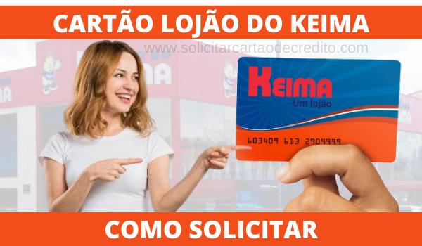 PEDRI CARTÃO LOJÃO DO KEIMA