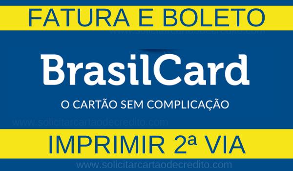 BOLETO BRASIL CARD