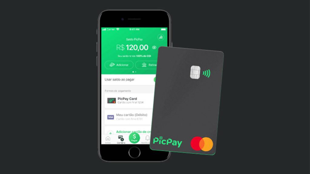 solicitar o cartão de crédito picpay card