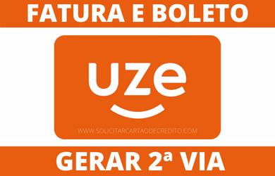 FATURA E BOLETO CARTÃO DAS UZE